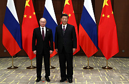 Putin in Beijing: What Drives China-Russia Relations?
