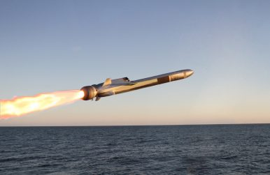 US Marines Select an Anti-Ship Missile