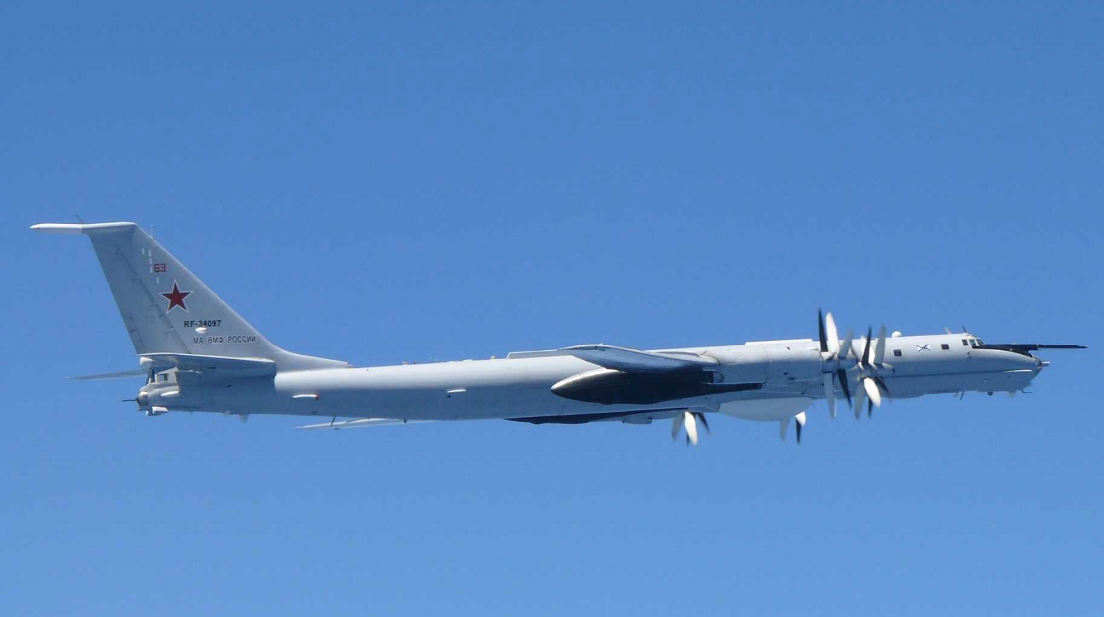 Japan Scrambles Fighter Jets to Intercept 2 Russian Military