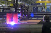 US Shipbuilder Cuts First Steel for Lead <em>Columbia</em>-Class Ballistic Missile Submarine