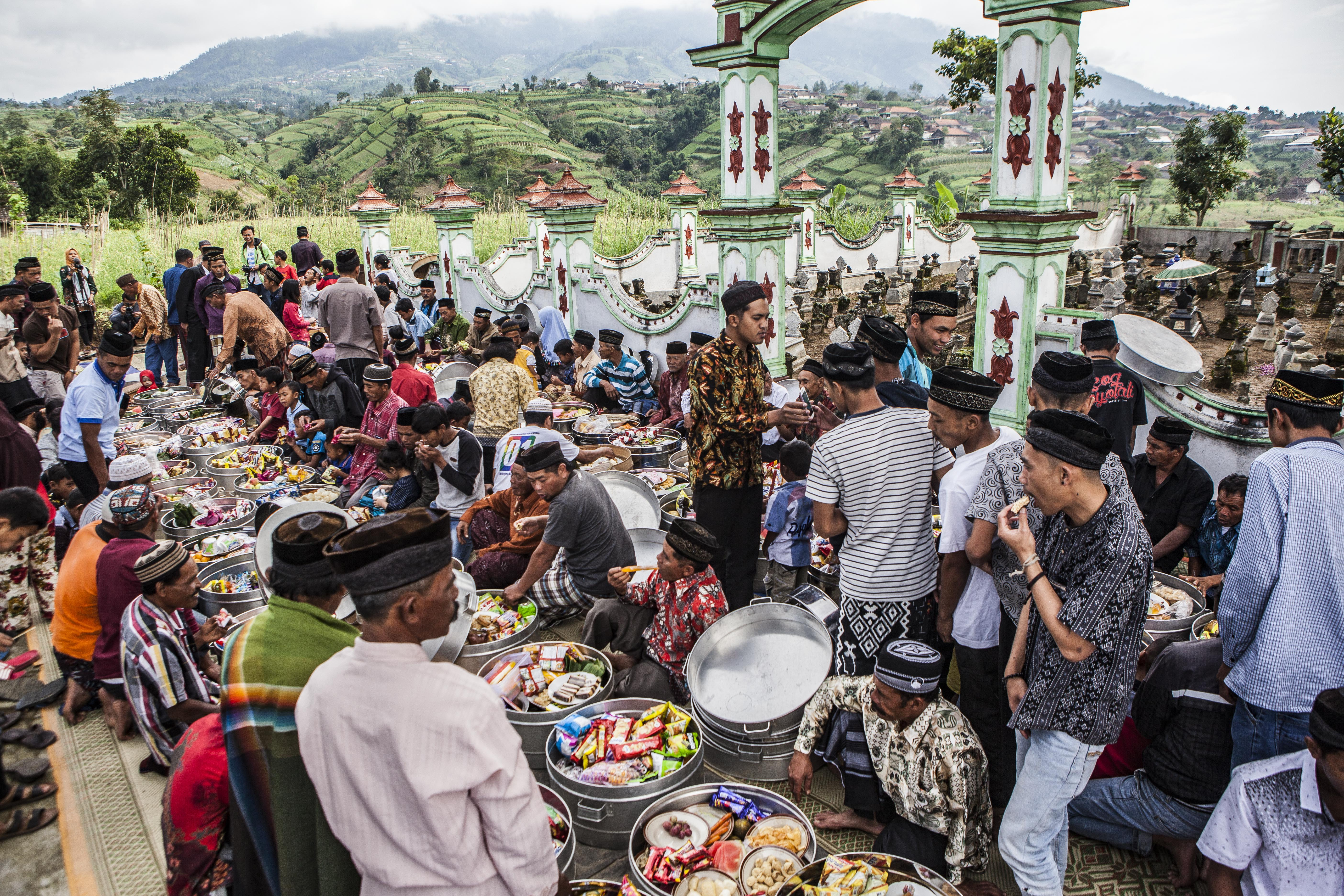 Nyadran: A Unique Javanese Tradition Welcoming Ramadan