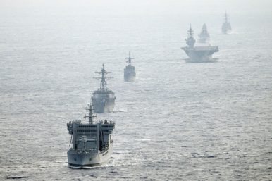 The 'Cold Confrontation' Underway in the South China Sea