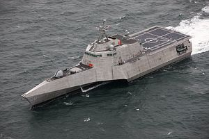 US Navy Accepts Delivery of New Littoral Combat Ship