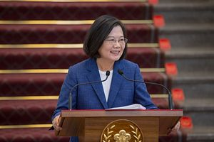 Taiwan's President Clears Her Primary Challenge. Will Her Party Get on Board?