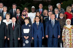 Schisms on Display as the G20 Summit Convenes