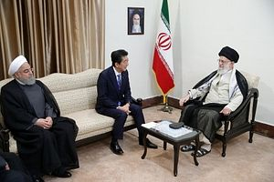 What Did Japanese Prime Minister Shinzo Abe Accomplish in Iran?