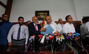Muslims Politicians Resign Top Sri Lankan Government Posts Amid Terror Probe