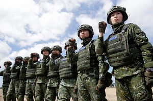 Taiwan Confirms Request for US Tanks, Air Defense Systems