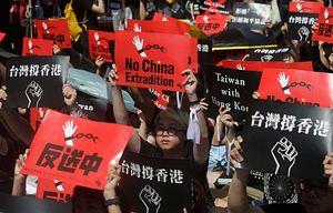 Hong Kong's Extradition Bill and Taiwan's Sovereignty Dilemma