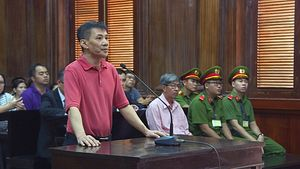 American Sentenced to 12 Years in Prisons for Allegedly Plotting to Overthrow Vietnam's Government