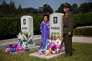 North Korea's Missing Dead