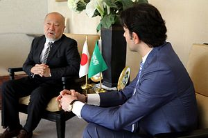 Japan-Saudi Ties: An Interview With the Japanese Ambassador