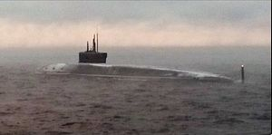 Russia's First Borei-A-Class Missile Sub to Enter Second Round of Sea Trials in June