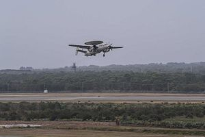 Japan Takes Delivery of First E-2D Advanced Hawkeye Aircraft