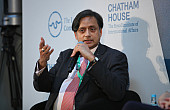 Dr. Shashi Tharoor on the Future of Indian Democracy