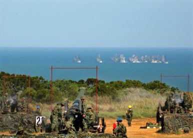 Taiwan's Security Role in the U.S. Indo-Pacific Strategy