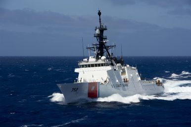 What Is the US Coast Guard's Role in the Indo-Pacific Strategy?