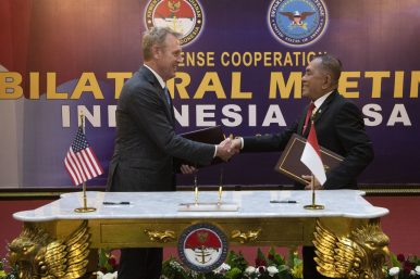Marine Exercise Highlights US-Indonesia Defense Cooperation