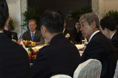 Japan, South Korea Attempt to Push Forward Military Cooperation