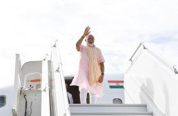 Modi's Second Term Foreign Policy Kicks off With a Neighborhood Focus