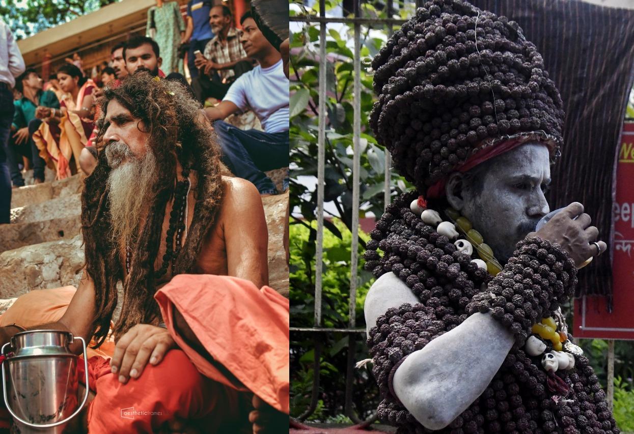 The Faces of India's Ambubachi Mela