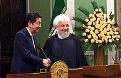 The Geopolitical Implications of Abe's Iran Trip