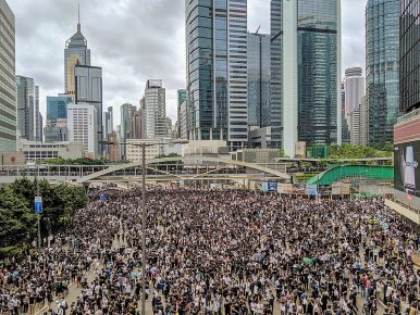 Hong Kong's Summer of Discontent