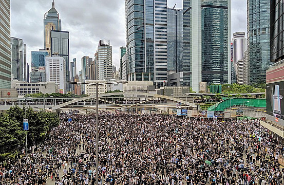 Could Hong Kong Become Another Estonia?