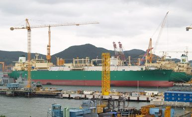 South Korea's Uphill Battle to Revive Its Shipbuilding Industry