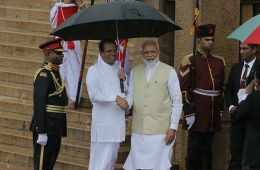 India, Sri Lanka Agree to Step Up Anti-Terrorism Efforts