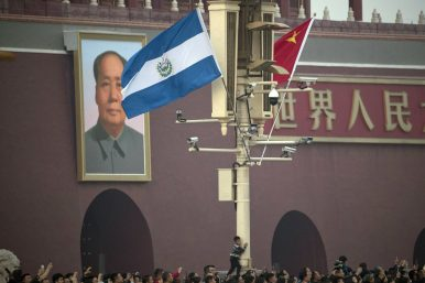 China's Continued Courting of El Salvador