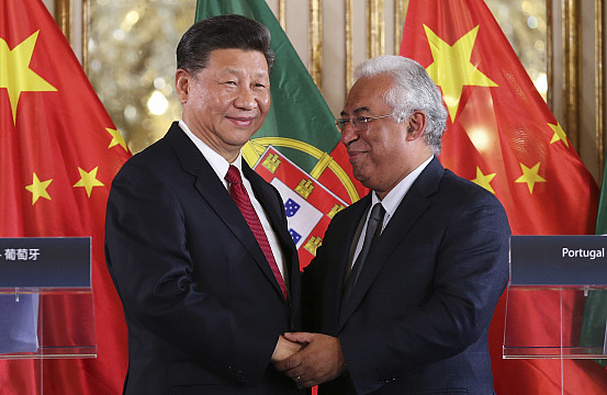 A China-Portugal Nexus in the Making?