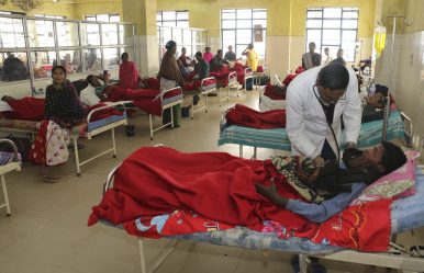 India's Ailing Health Sector