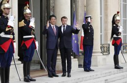 Macron in Japan: Upgrading the Franco-Japanese Strategic Partnership in the Indo-Pacific