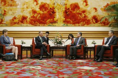 Why the UK Shouldn't Follow Washington on China