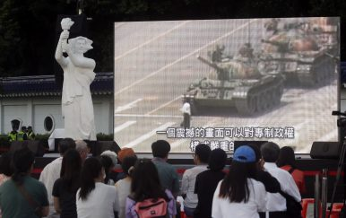In Taiwan, the Tiananmen Tragedy Has a Special Resonance