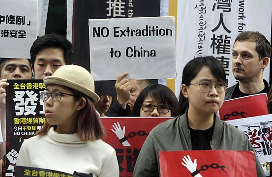 Hong Kong Protests: The View From Taiwan