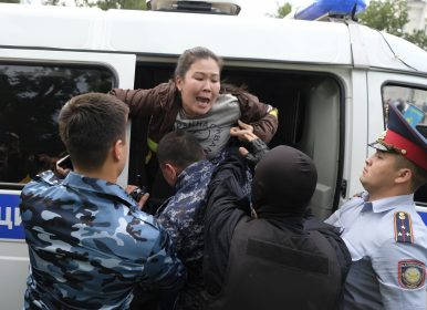 Kazakhstan Turns a Blind Eye to the Opposition Riddle