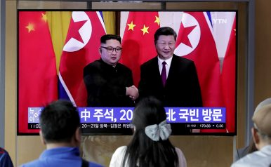 China's Xi Holds Talks With Kim Jong Un in North Korea | The Diplomat