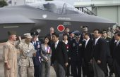 Japan Stops Search for Crashed F-35A Stealth Fighter Jet