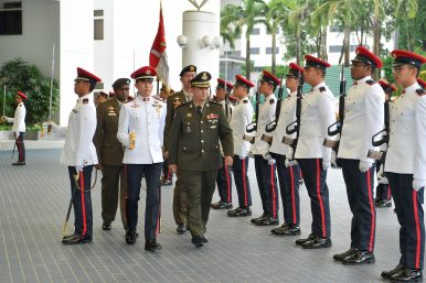 Hun Manet Introductory Visit Highlights Singapore-Cambodia Relations
