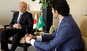 Japan-Saudi Ties: An Interview With the Japanese Ambassador