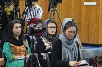 How Free Press Has Strengthened Democracy in Afghanistan