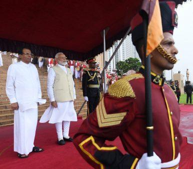 Modi Regaining Lost Opportunities in the Maldives and Sri Lanka