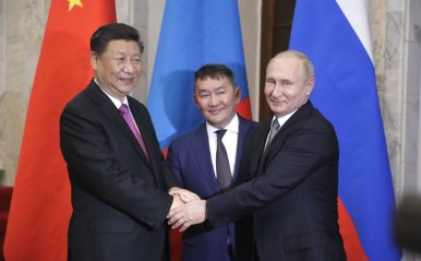 Mongolia: Bridge or Buffer in Northeast Asia?