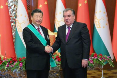 China in Tajikistan: New Report Claims Chinese Troops Patrol Large Swaths of the Afghan-Tajik Border