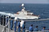 Vietnam, Japan Conduct Naval Exercise