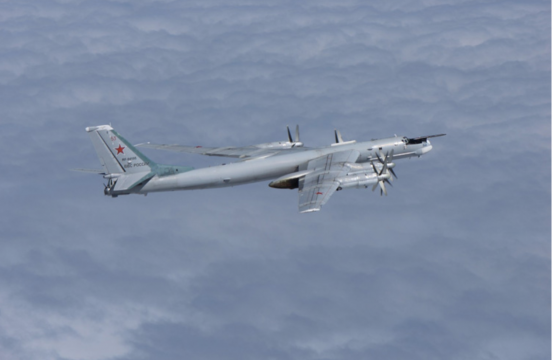 Report: 2 Russian Tu-95 Strategic Bombers Violate Japan's Airspace