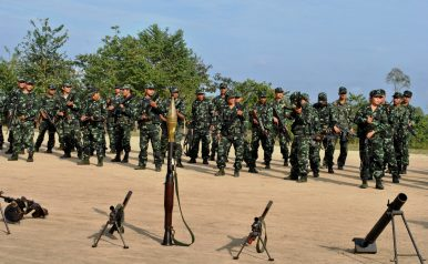 Amid Tatmadaw Offensive, India's NSCN(K) Rebels Are on the Retreat