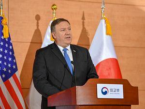 US Intervention Can't Break the Japan-Korea Impasse